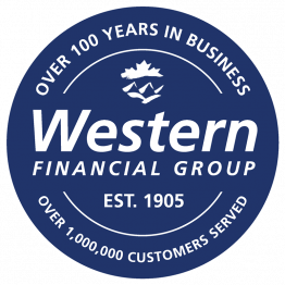 Western Financial Group brand seal