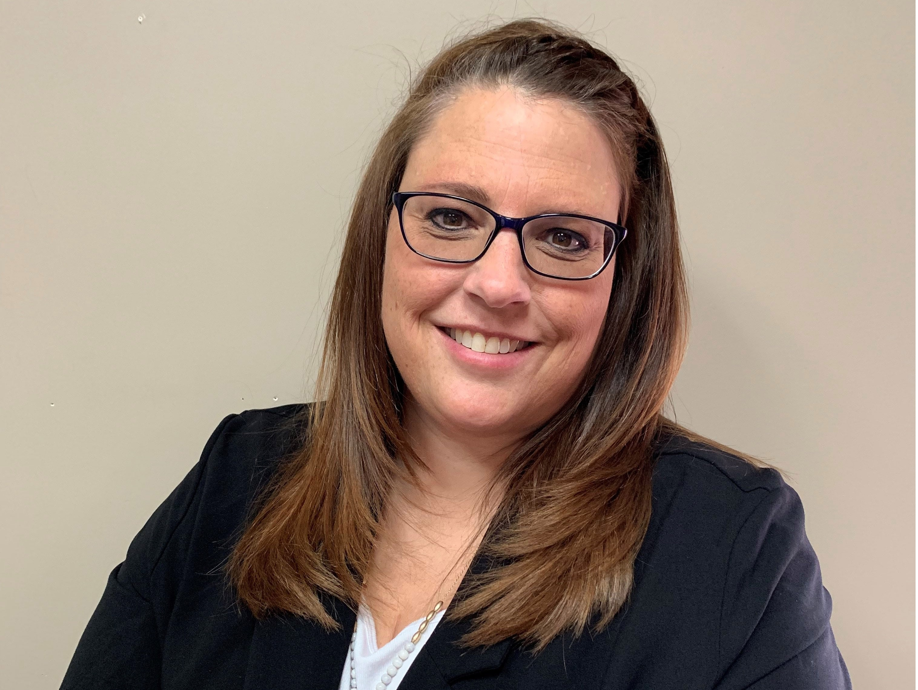 Karen Holman is the branch manager for Western Financial Group's Vernon and Chase brokerages