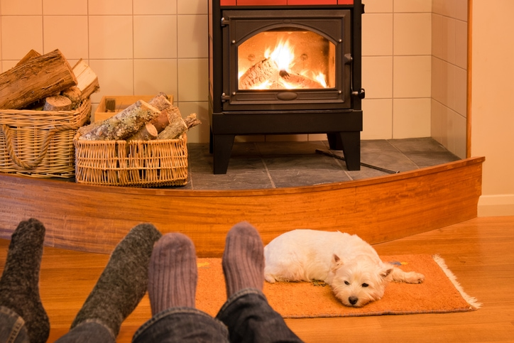 Does A Gas Or Wood Stove Or Fireplace Increase Home Insurance