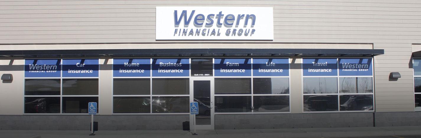 Western Financial Group Lethbridge Insurance Broker